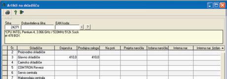 XML uvoz