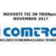 Novosti TIC V4.9 November